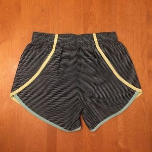 Under Armour black and white shorts Youth M